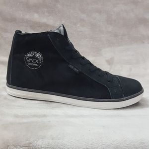 VADO Kids Girls Leather Shoes Narrow Black Sz 3